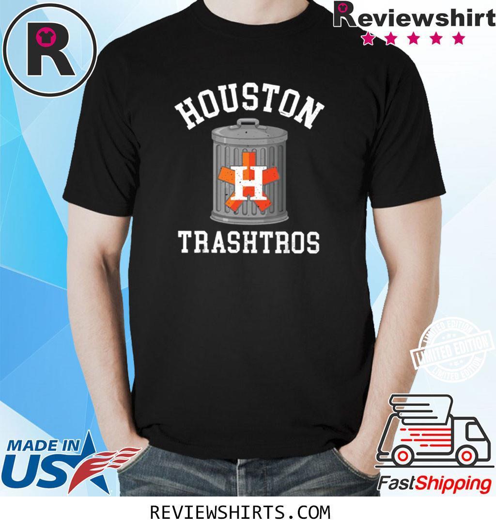 Houston Trashtros Cheaters Cheated Houston Shirt
